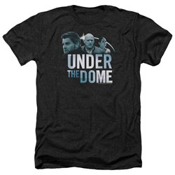 Under The Dome - Mens Character Art Heather T-Shirt