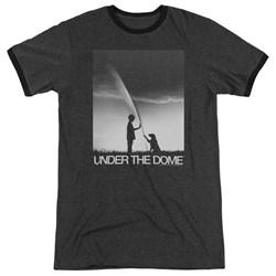 Under The Dome - Mens I'M Speilburg Ringer T-Shirt