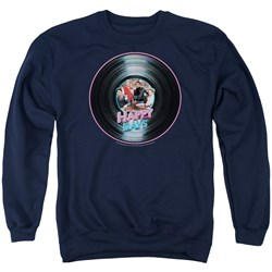 Happy Days - Mens On The Record Sweater