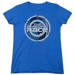 Amazing Race - Womens Around The Globe T-Shirt