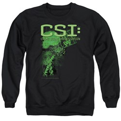 CSI - Mens Evidence Sweater