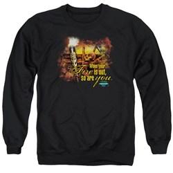Survivor - Mens Fires Out Sweater