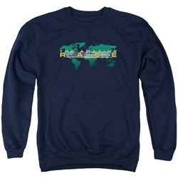 Amazing Race - Mens Around The World Sweater