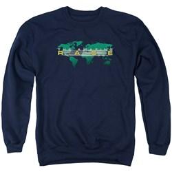 Amazing Race - Mens Around The World Sweater