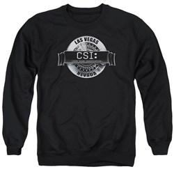 CSI - Mens Rendered Logo Sweater
