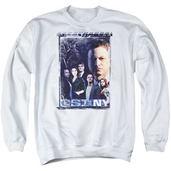 Csi Ny - Mens Watchful Eye Sweater