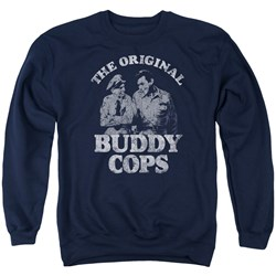 Andy Griffith - Mens Buddy Cops Sweater
