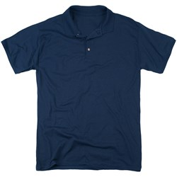 Andy Griffith - Mens Buddy Cops (Back Print) Polo