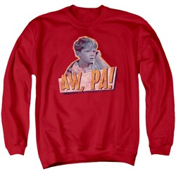 Andy Griffith - Mens Aw Pa Sweater