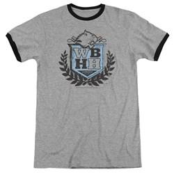 90210 - Mens Wbhh Ringer T-Shirt
