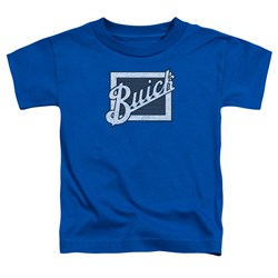 Buick - Toddlers Distressed Emblem T-Shirt