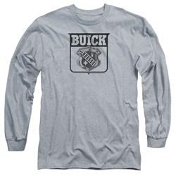 Buick - Mens 1946 Emblem Long Sleeve T-Shirt