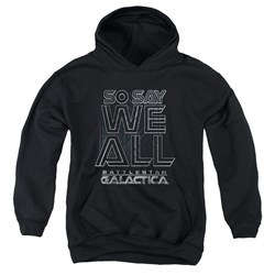 Battlestar Galactica - Youth Together Now Pullover Hoodie
