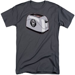 Battlestar Galactica - Mens Toaster Tall T-Shirt
