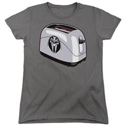 Battlestar Galactica - Womens Toaster T-Shirt