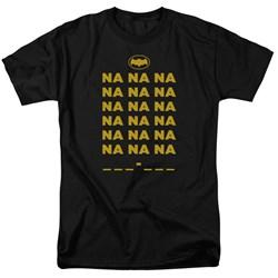 Batman Classic Tv - Mens Na Na Na T-Shirt