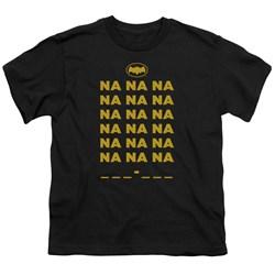 Batman Classic Tv - Big Boys Na Na Na T-Shirt