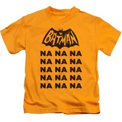 Batman Classic Tv - Little Boys Na Na Na V2 T-Shirt