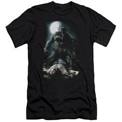 Batman - Mens Mudhole Slim Fit T-Shirt