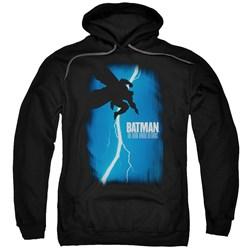 Batman - Mens Dkr Cover Pullover Hoodie