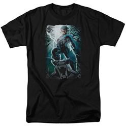 Batman - Mens Night Light T-Shirt