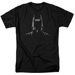 Batman - Mens Noir T-Shirt