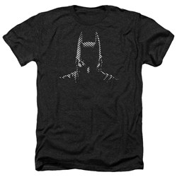 Batman - Mens Noir Heather T-Shirt