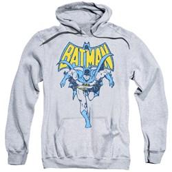 Batman - Mens Vintage Run Pullover Hoodie