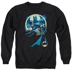Batman - Mens Heed The Call Sweater