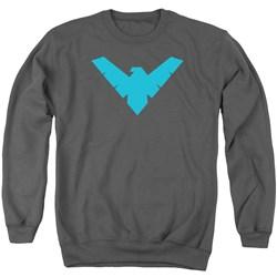 Batman - Mens Nightwing Symbol Sweater