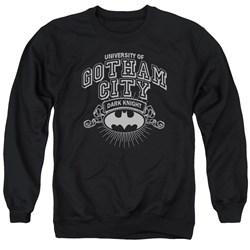 Batman - Mens University Of Gotham Sweater