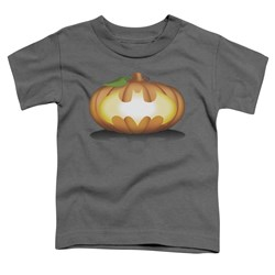 Batman - Toddlers Bat Pumpkin Logo T-Shirt