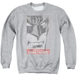 Batman - Mens Orginal Crime Fighter Sweater