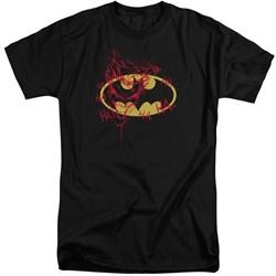 Batman - Mens Joker Graffiti Tall T-Shirt