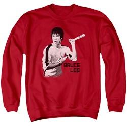 Bruce Lee - Mens Nunchucks Sweater