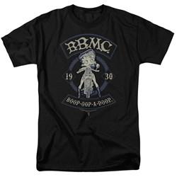Betty Boop - Mens B.B.M.C. T-Shirt