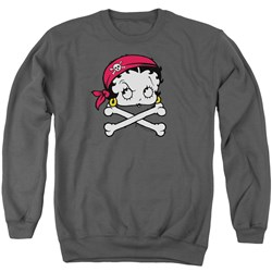 Betty Boop - Mens Pirate Sweater