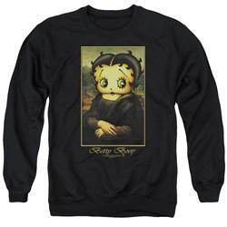 Betty Boop - Mens Boopalisa Sweater