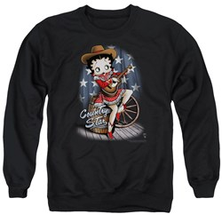Betty Boop - Mens Country Star Sweater