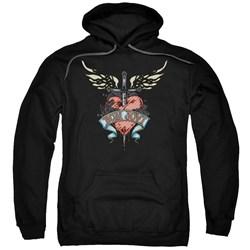 Bon Jovi - Mens Daggered Pullover Hoodie
