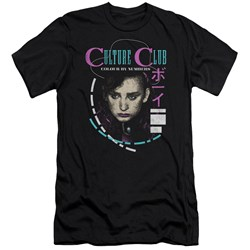 Culture Club - Mens Color By Numbers Premium Slim Fit T-Shirt
