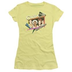 Culture Club - Juniors Karma Chameleon Premium Bella T-Shirt