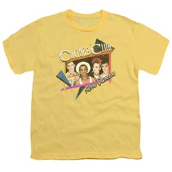 Culture Club - Big Boys Karma Chameleon T-Shirt