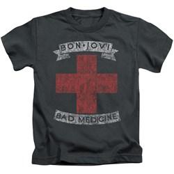 Bon Jovi - Little Boys Bad Medicine T-Shirt