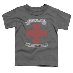 Bon Jovi - Toddlers Bad Medicine T-Shirt