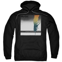 Bush - Mens Feather Pullover Hoodie