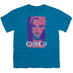 Culture Club - Big Boys Boy George T-Shirt