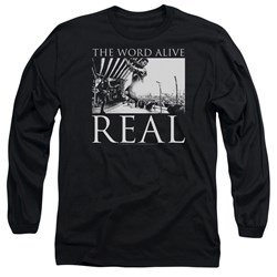 The Word Alive - Mens Live Shot Long Sleeve T-Shirt