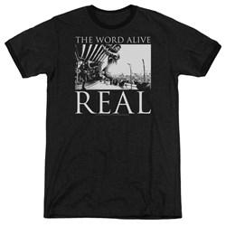 The Word Alive - Mens Live Shot Ringer T-Shirt