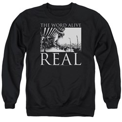 The Word Alive - Mens Live Shot Sweater